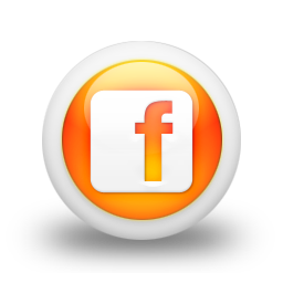 106343-3d-glossy-orange-orb-icon-social-media-logos-facebook-logo-square