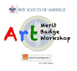 Art Badge for Scouts @ 108|Contemporary | Tulsa | Oklahoma | United States
