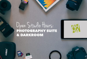 Open Studio Hours-Photography Suite | Darkroom @ Hardesty Arts Center | Tulsa | Oklahoma | United States